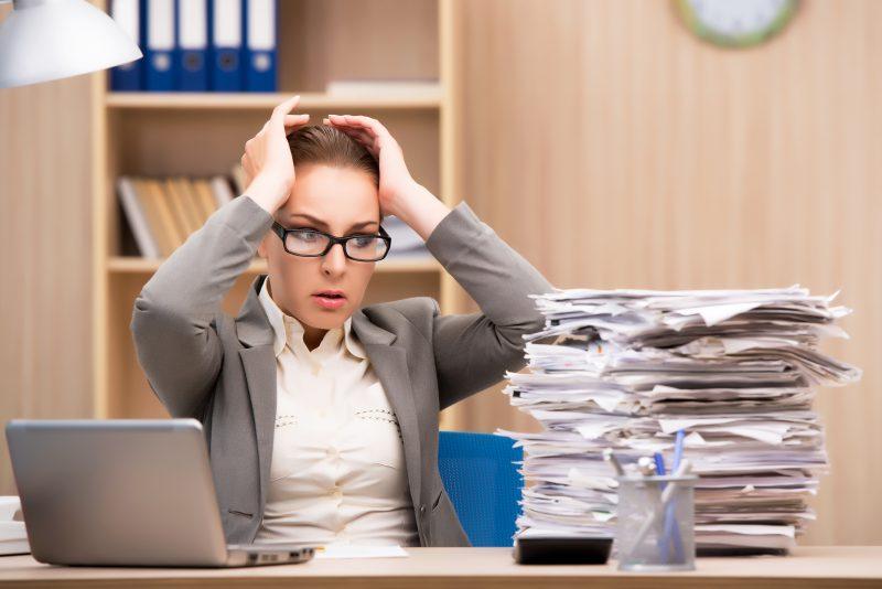 Sales team productivity